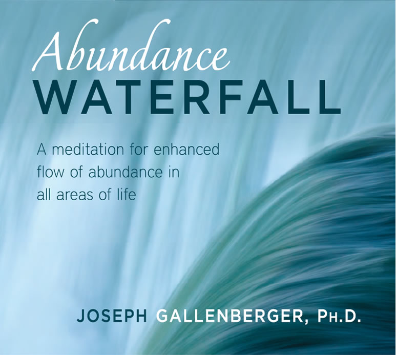 Abundance Waterfall - CD