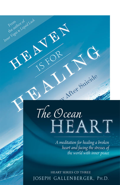 heaven is For Healing Book and Heaven Is For Healing CD